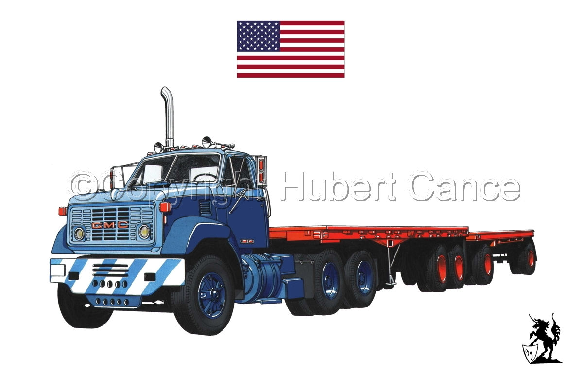 GMC Model 9500 (Flag #1.1) (large view)
