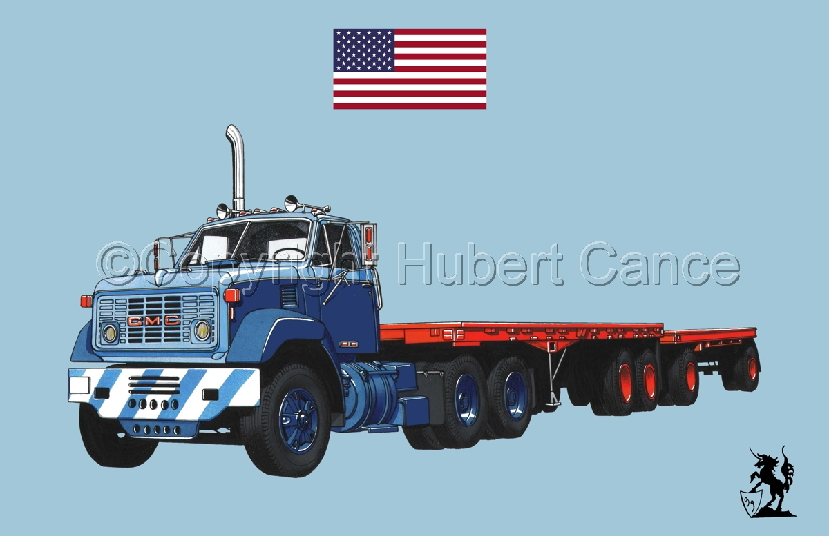 GMC Model 9500 (Flag #1.2) (large view)