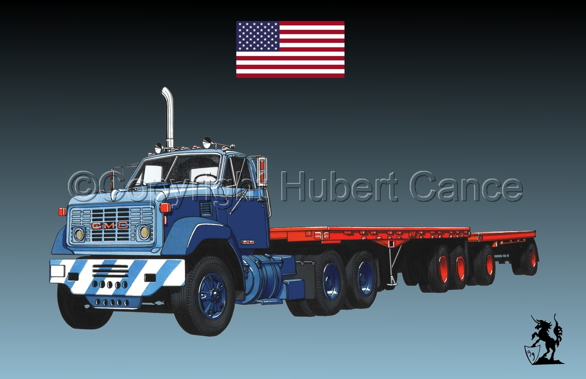 GMC Model 9500 (Flag #1.3) (large view)