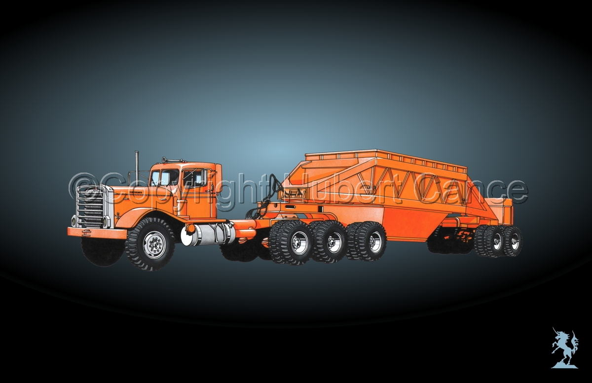 Kenworth Tractor & Dump Trailer #1.4 (large view)