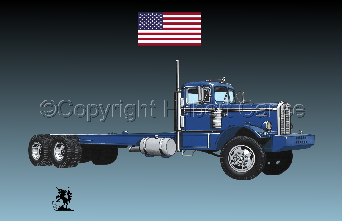 Kenworth Model 548 (Flag #1.3) (large view)