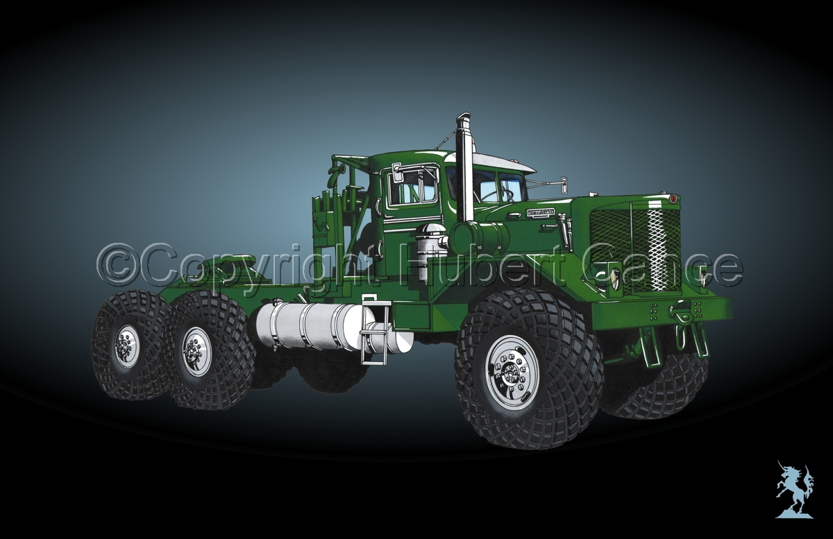 Kenworth Model 953 Tractor #4 (large view)