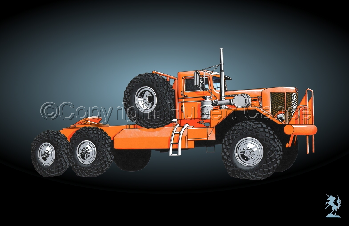 Kenworth Model 984 Tractor #4 (large view)