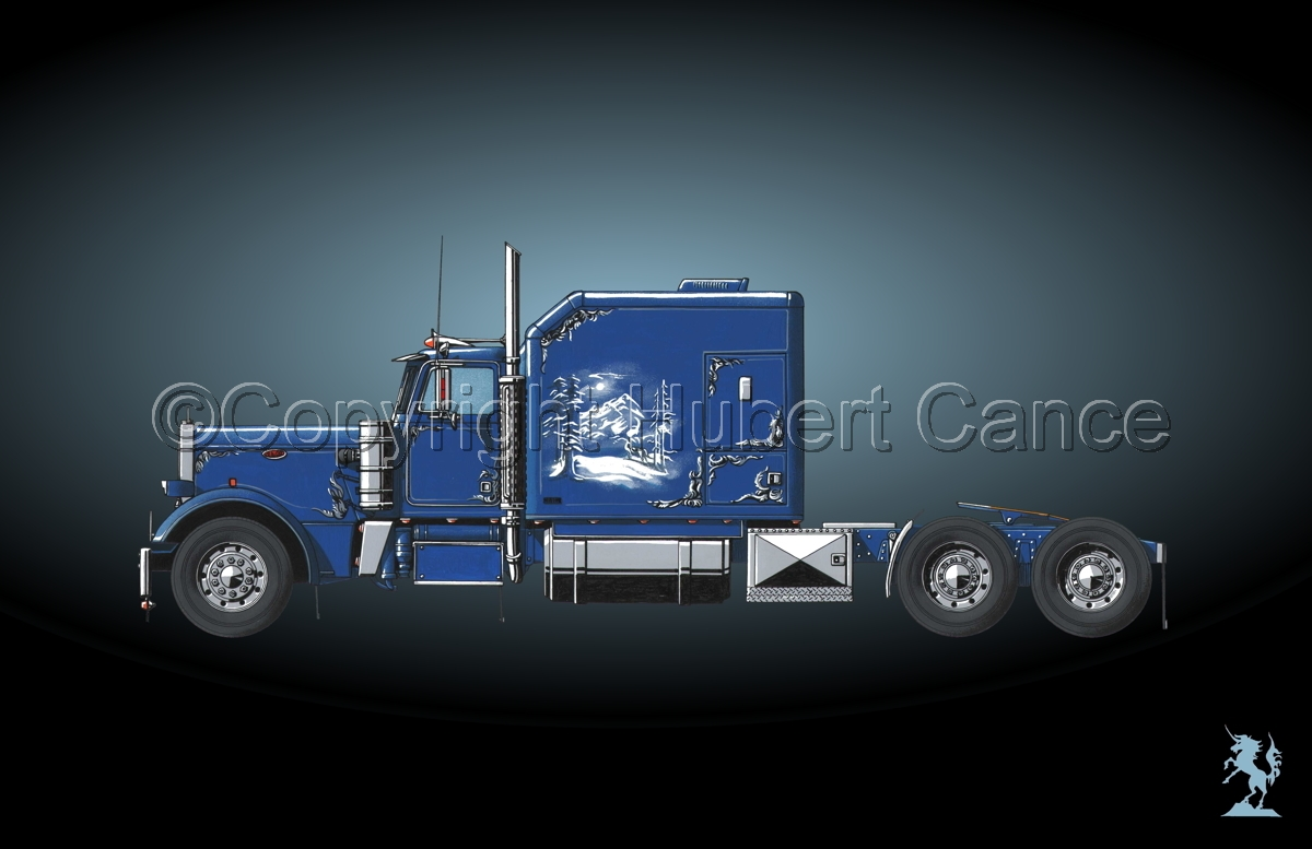 Peterbilt Tractor #4 (large view)