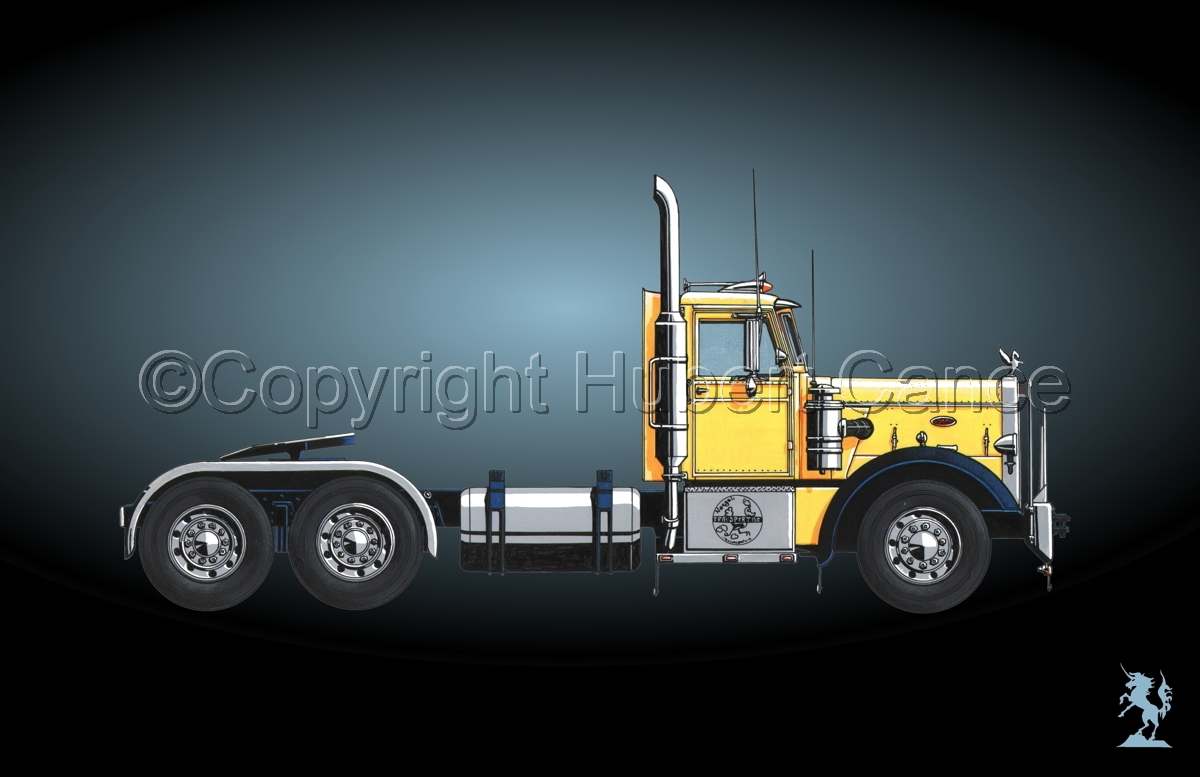 Peterbilt 351 #4 (large view)