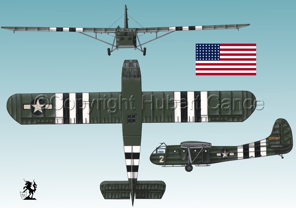 "Waco CG-4A ""Hadrian"" (Flag #1.3) (large view)"