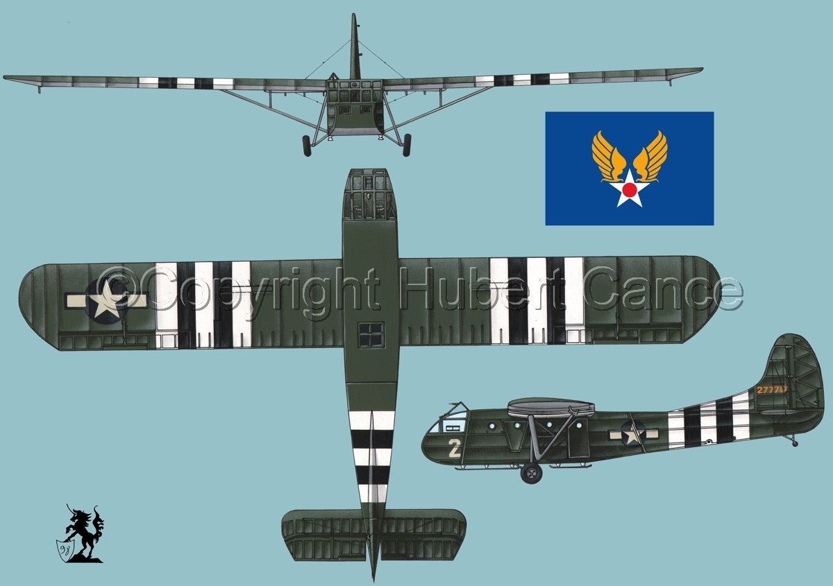 "Waco CG-4A ""Hadrian"" (Flag #2.2) (large view)"