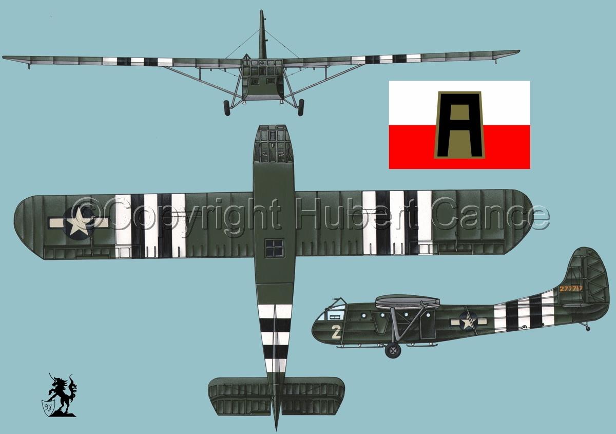 """Waco CG-4A """"Hadrian"""" (Flag #4.2) (large view)"""