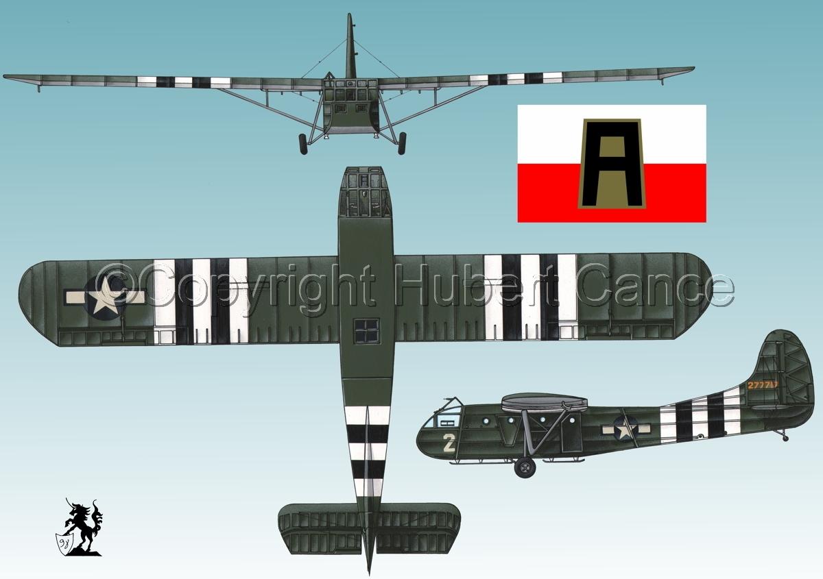 """Waco CG-4A """"Hadrian"""" (Flag #4.3) (large view)"""