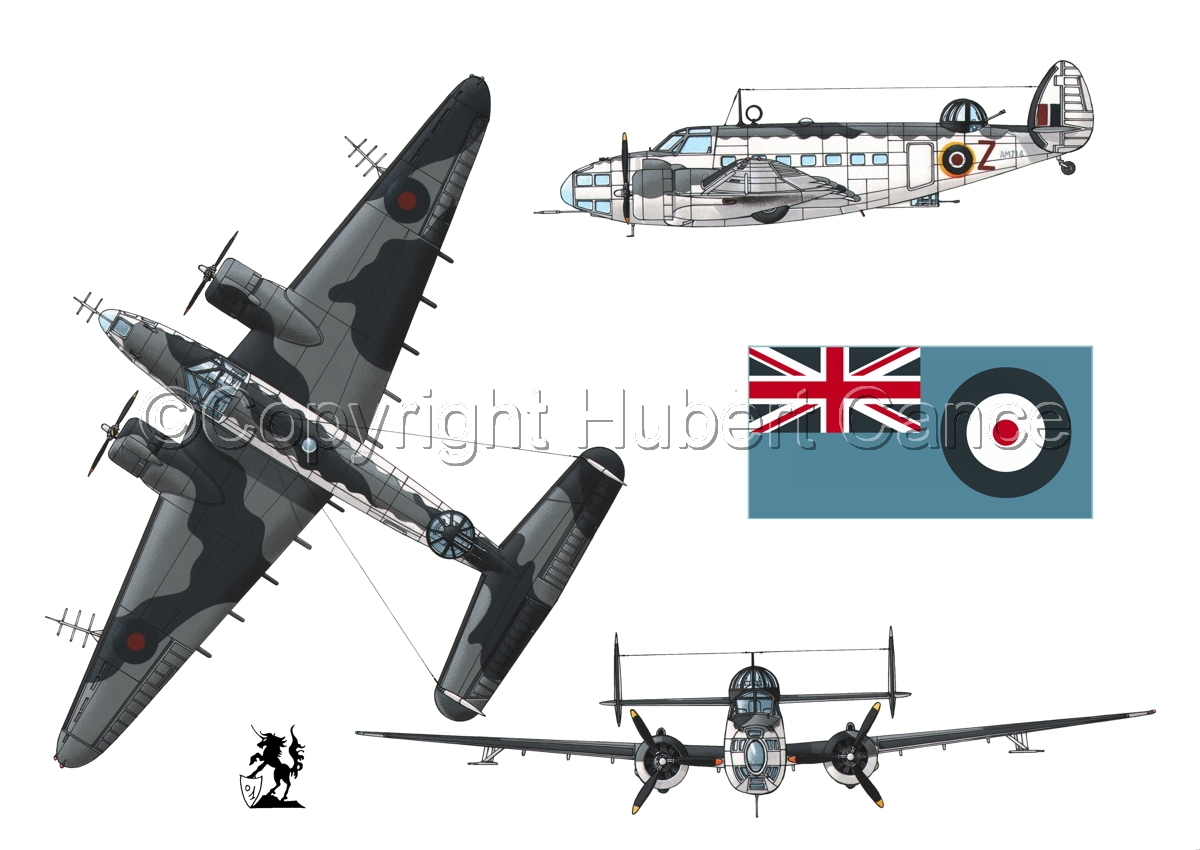 "Lockheed ""Hudson V"" (Flag #2.1) (large view)"