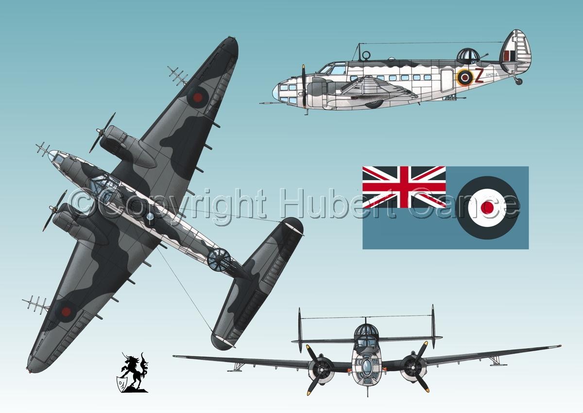 "Lockheed ""Hudson V"" (Flag #2.3) (large view)"