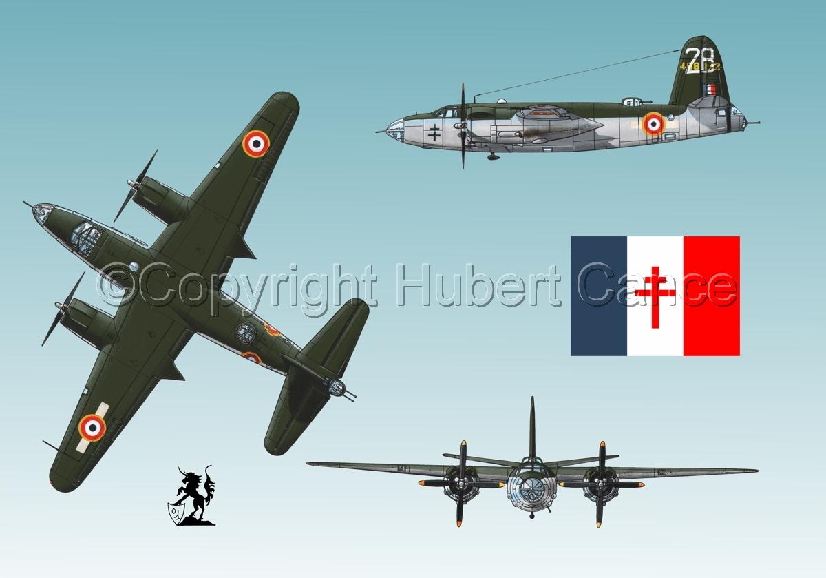 "Martin B-26G ""Marauder"" (Flag #2.3) (large view)"