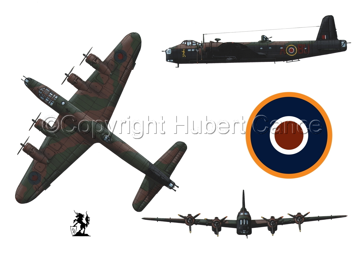 "Short ""Stirling"" Mk.I Series III (Roundel #1.1) (large view)"