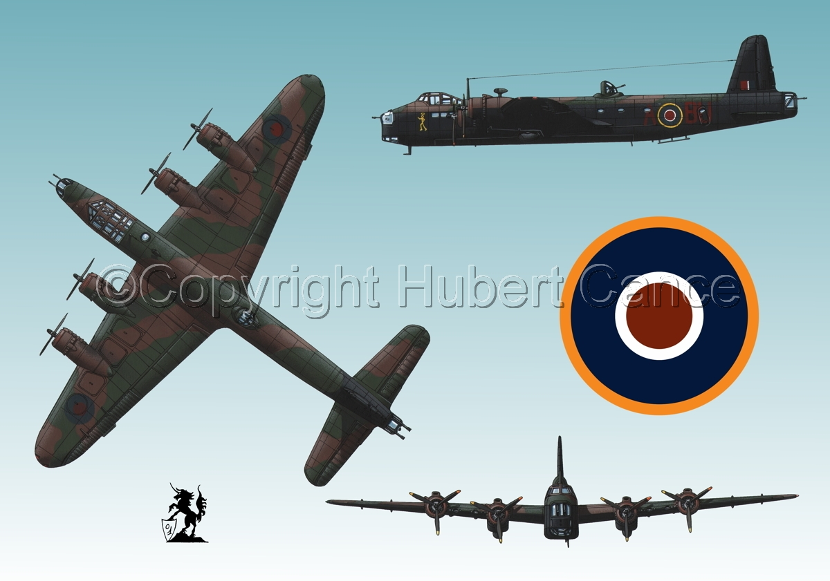 "Short ""Stirling"" Mk.I Series III (Roundel #1.3) (large view)"