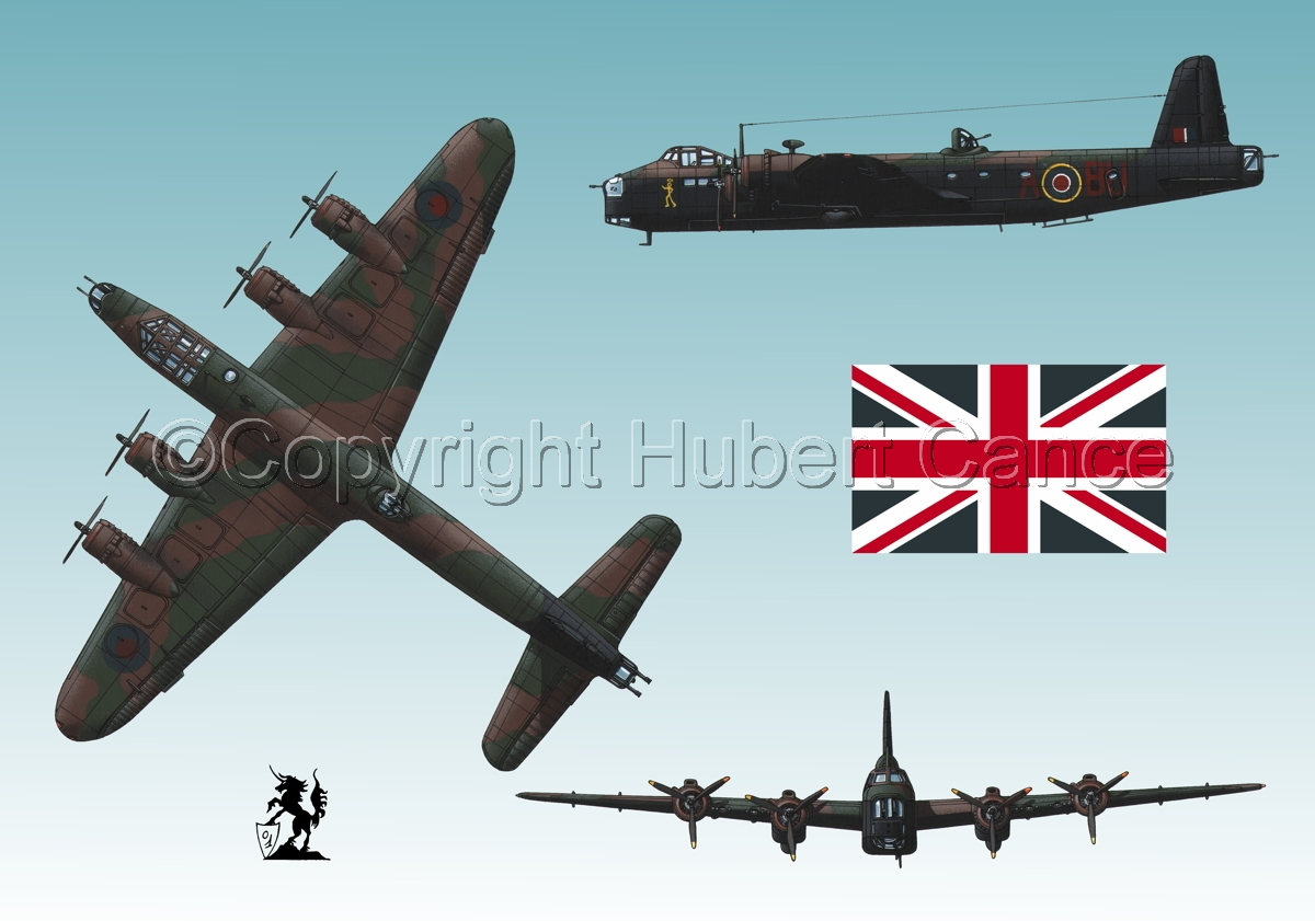 "Short ""Stirling"" Mk.I Series III (Flag #1.3) (large view)"