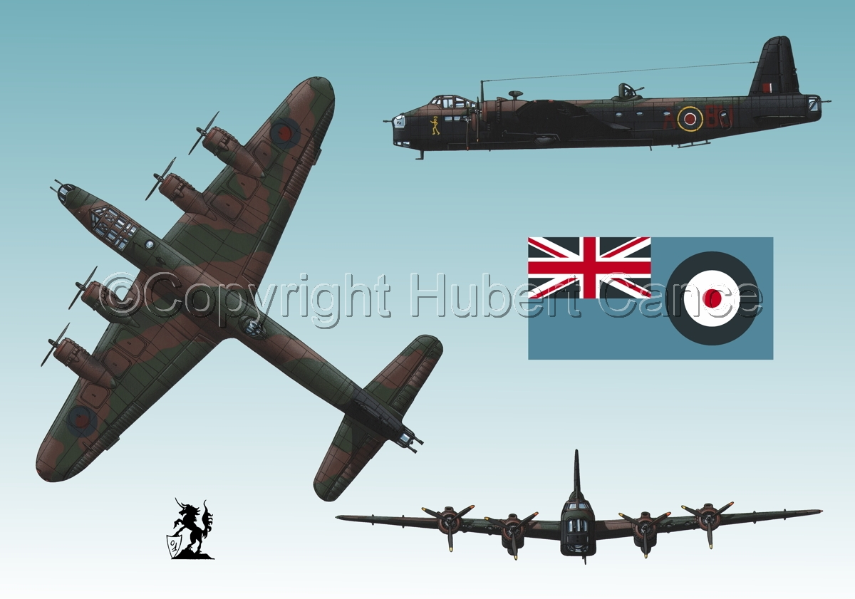 "Short ""Stirling"" Mk.I Series III (Flag #2.3) (large view)"