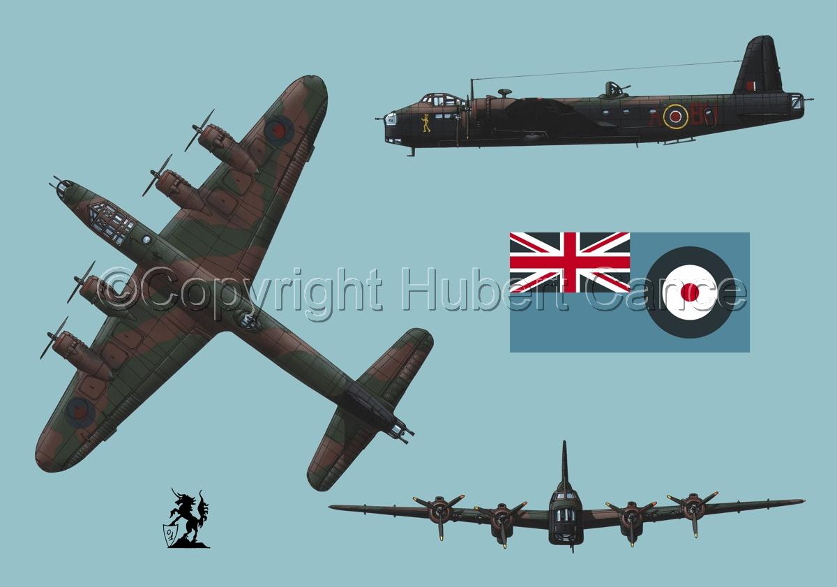"Short ""Stirling"" Mk.I Series III (Flag #2.2) (large view)"