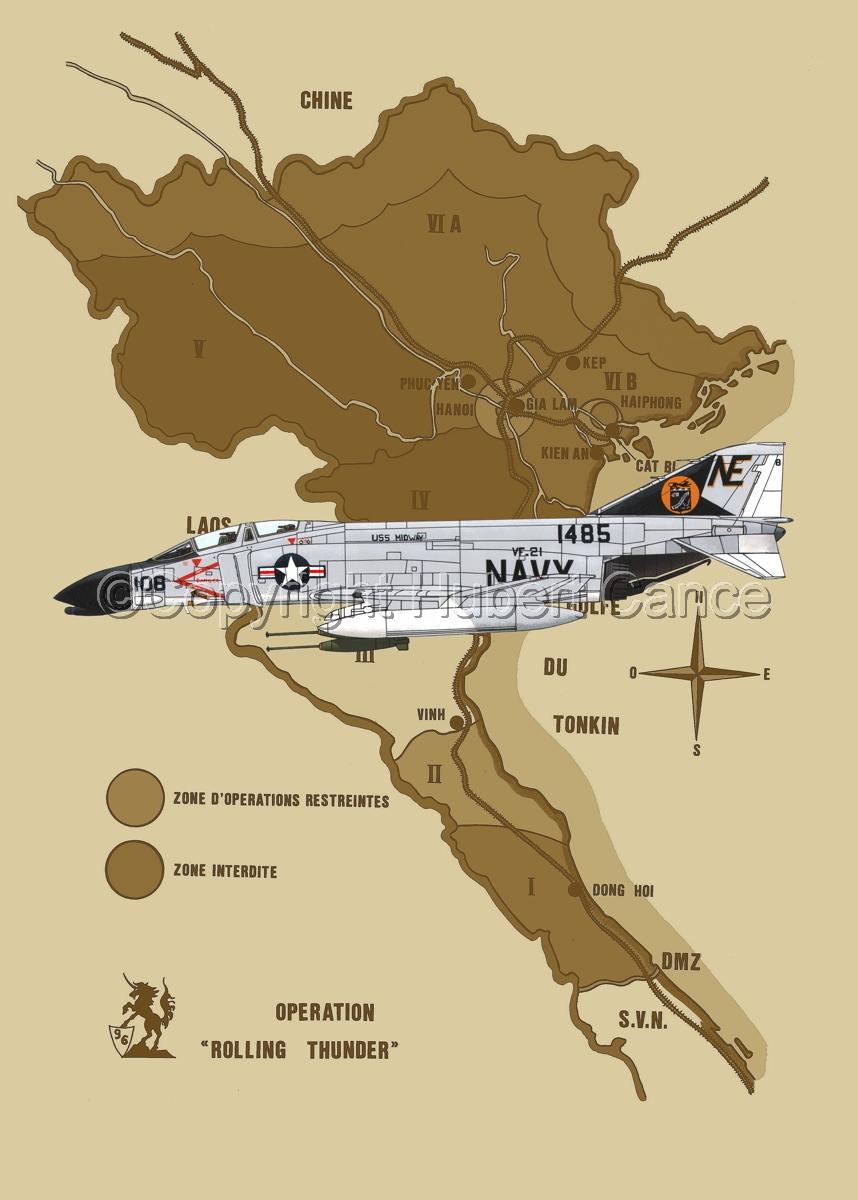 "McDD F-4B ""Phantom II"" (Map #2) (large view)"