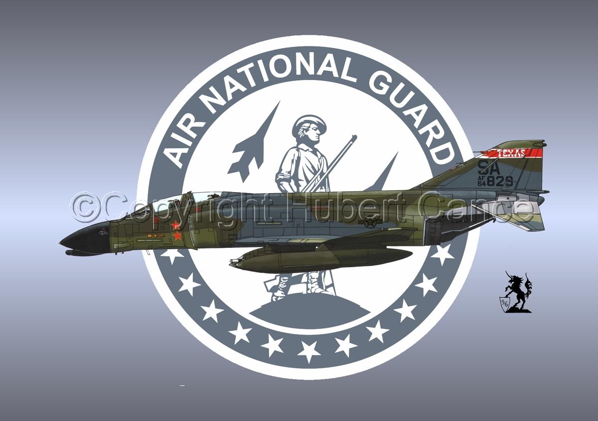 "McDD F-4C ""Phantom II"" #1 (Insignia #4) (large view)"