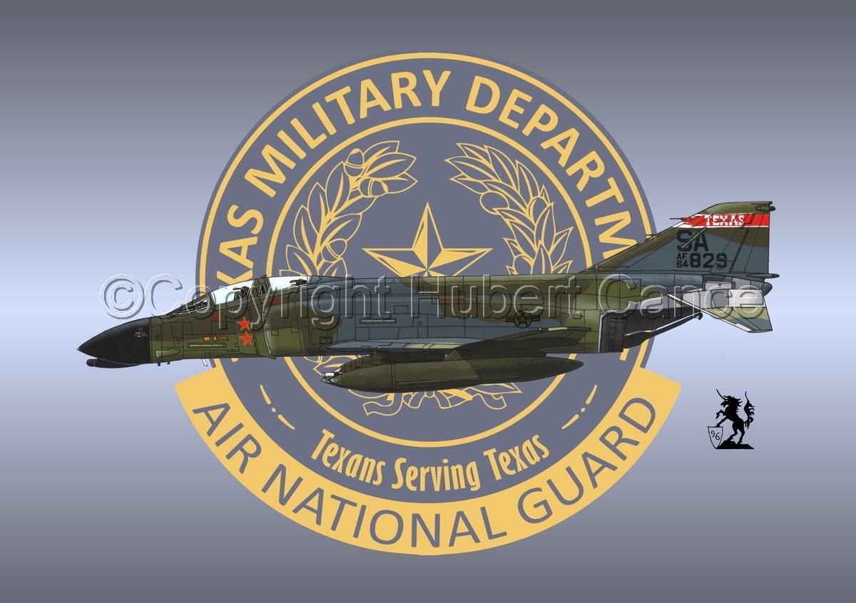 "McDD F-4C ""Phantom II"" #1 (Insignia #6) (large view)"