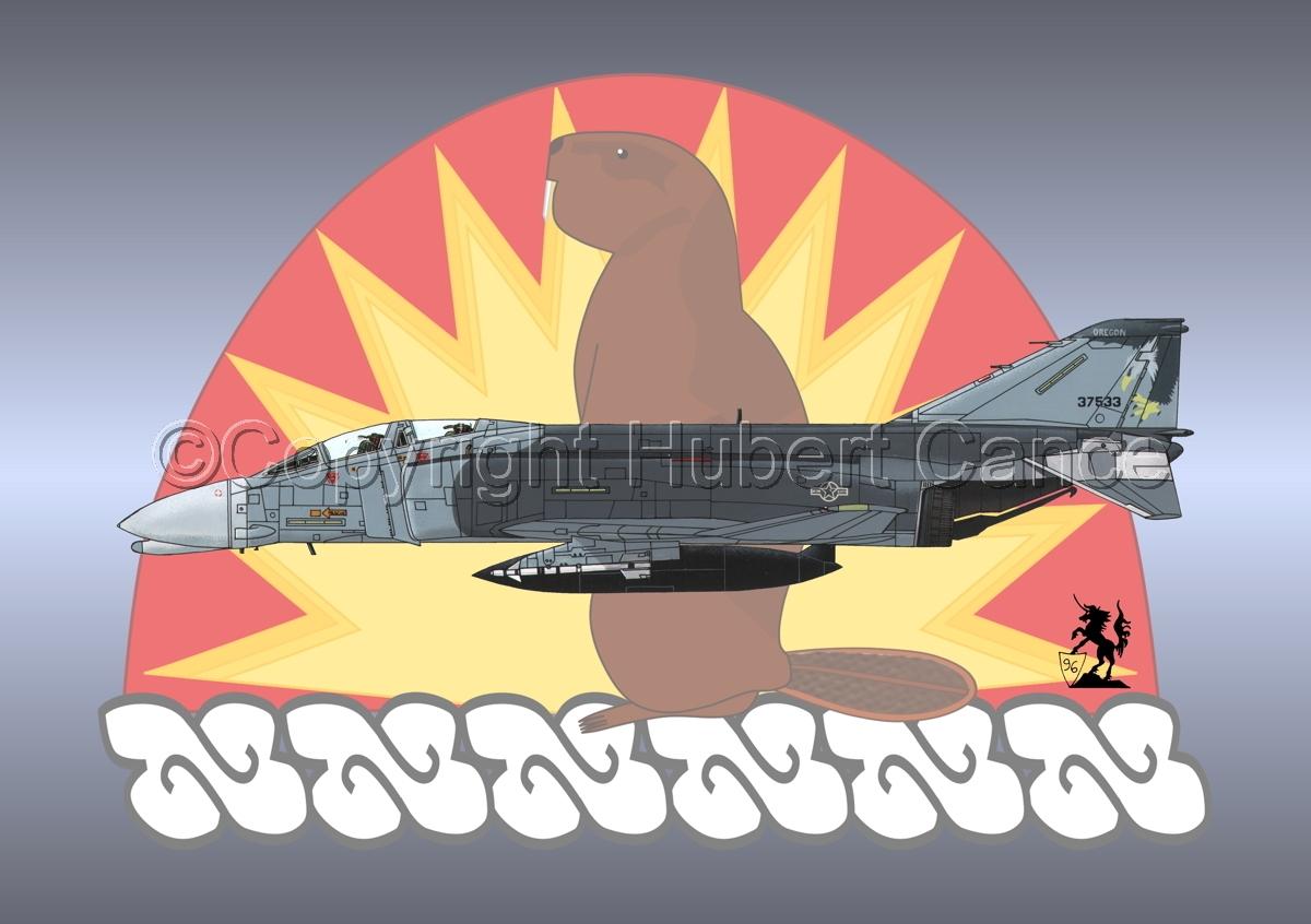 "McDD F-4C ""Phantom II"" #2 (Insignia  #7) (large view)"