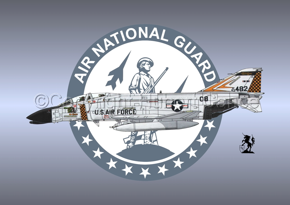 "McDD F-4C ""Phantom II"" #3bis (Insignia #3) (large view)"