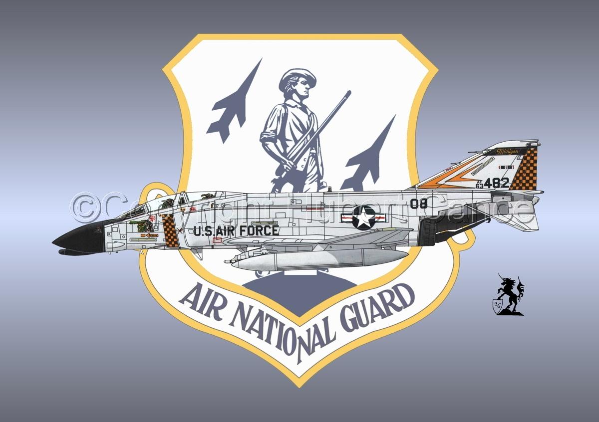"McDD F-4C ""Phantom II"" #3bis (Insignia #8) (large view)"