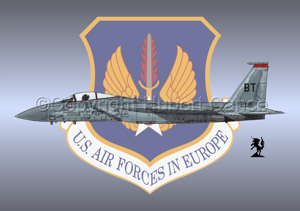 "McDD F-15C ""Eagle"" #1 (Insignia #2) (large view)"