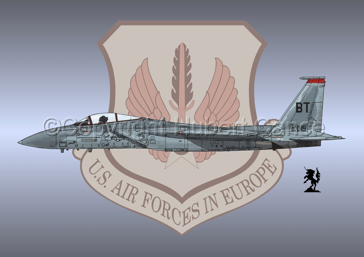 """McDD F-15C """"Eagle"""" #1 (Insignia #4) (large view)"""