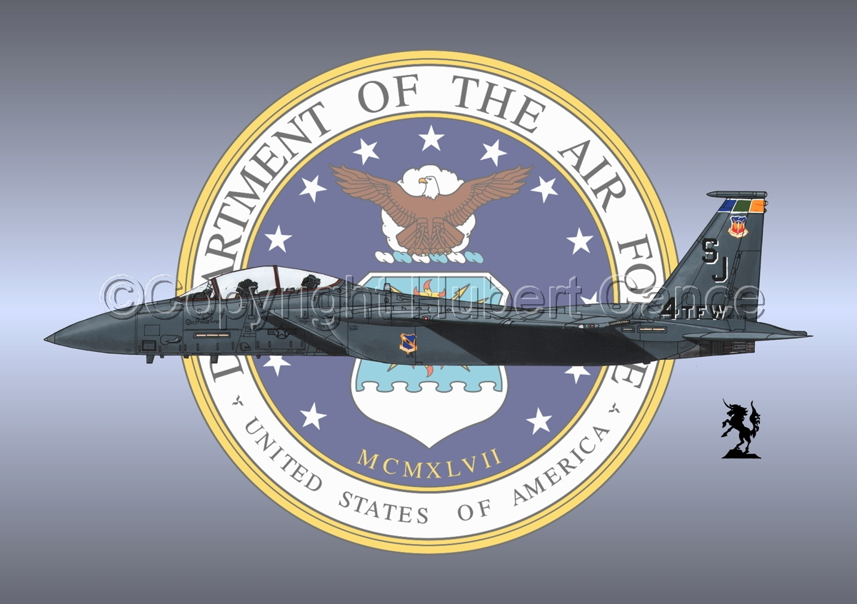 "McDD F-15E ""Strike Eagle"" (Insignia #1) (large view)"