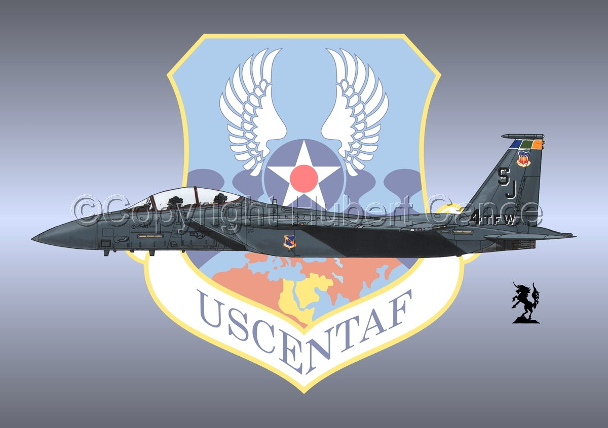 "McDD F-15E ""Strike Eagle"" (Insignia #7) (large view)"