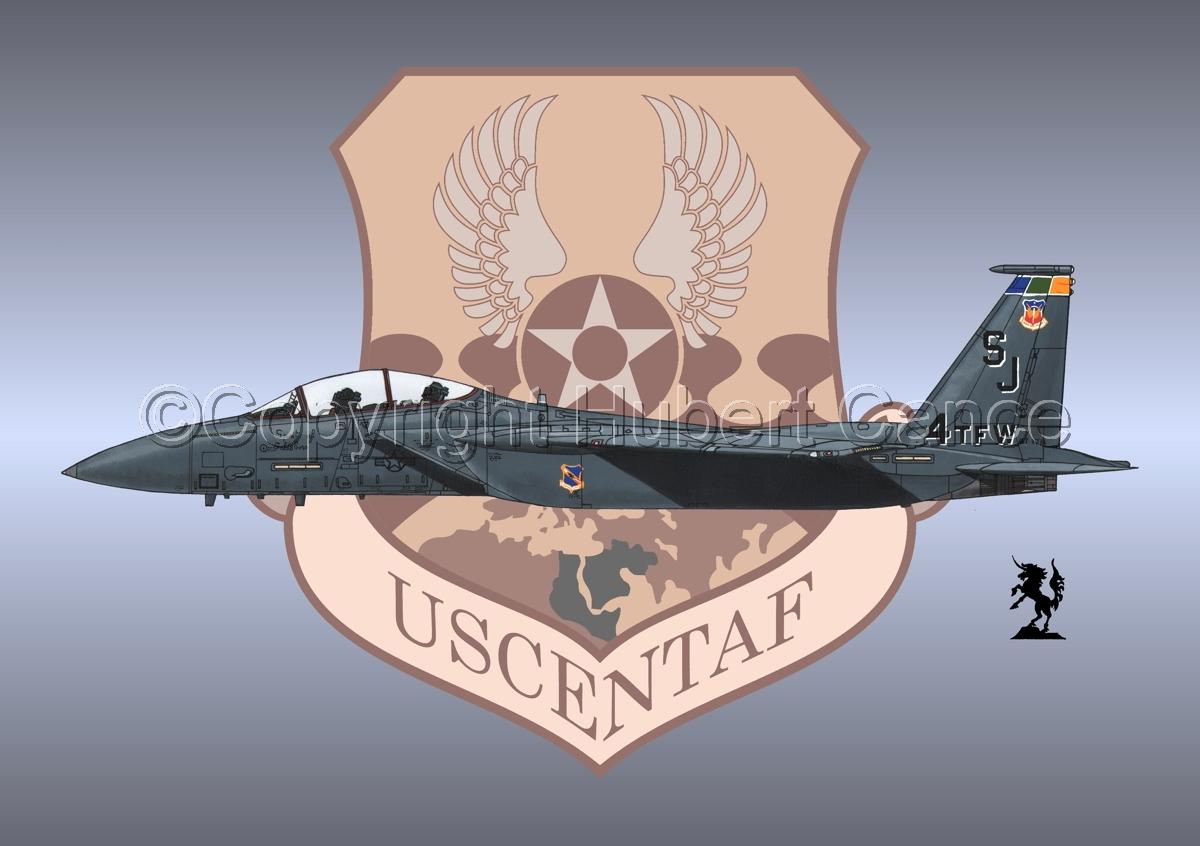 "McDD F-15E ""Strike Eagle"" (Insignia #10) (large view)"