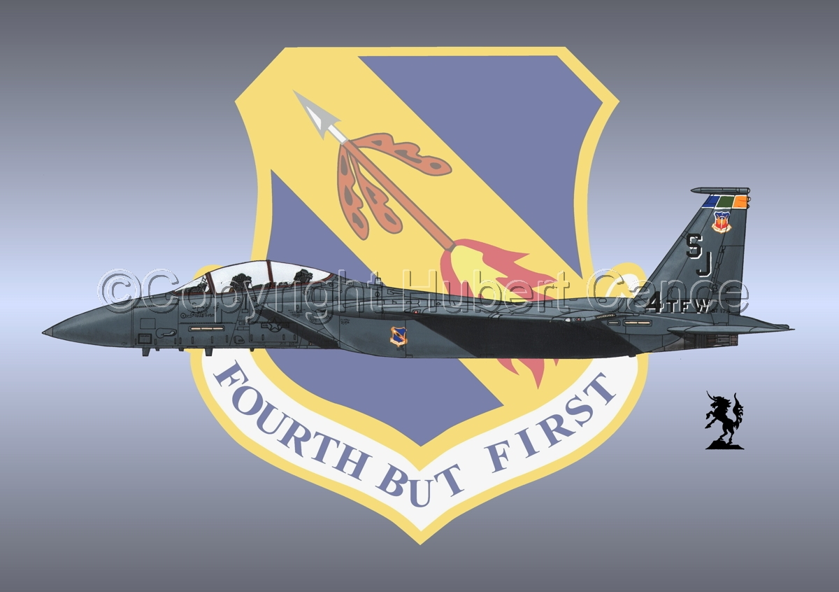 "McDD F-15E ""Strike Eagle"" (Insignia #12) (large view)"