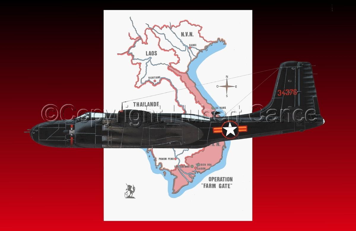"Douglas B-26C ""Invader"" (Map #1.5) (large view)"