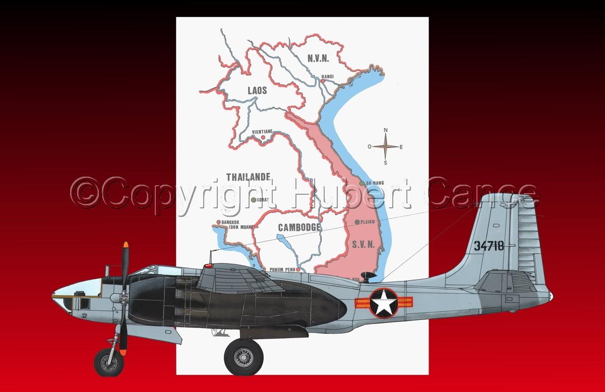 "Douglas RB-26L ""Invader"" (Map #1.5) (large view)"