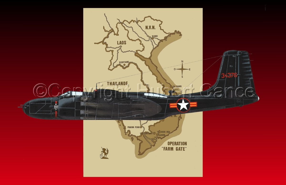 "Douglas B-26C ""Invader"" (Map #2.5) (large view)"