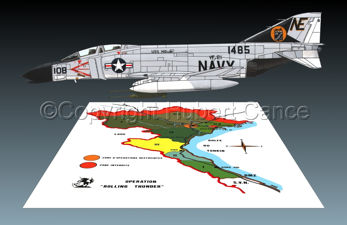 "McDD F-4B ""Phantom II"" (Map #1.3) (large view)"