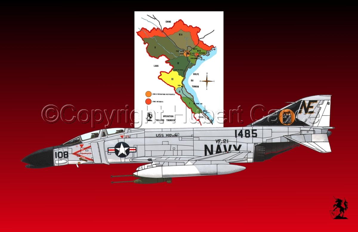 "McDD F-4B ""Phantom II"" (Map #1.4) (large view)"