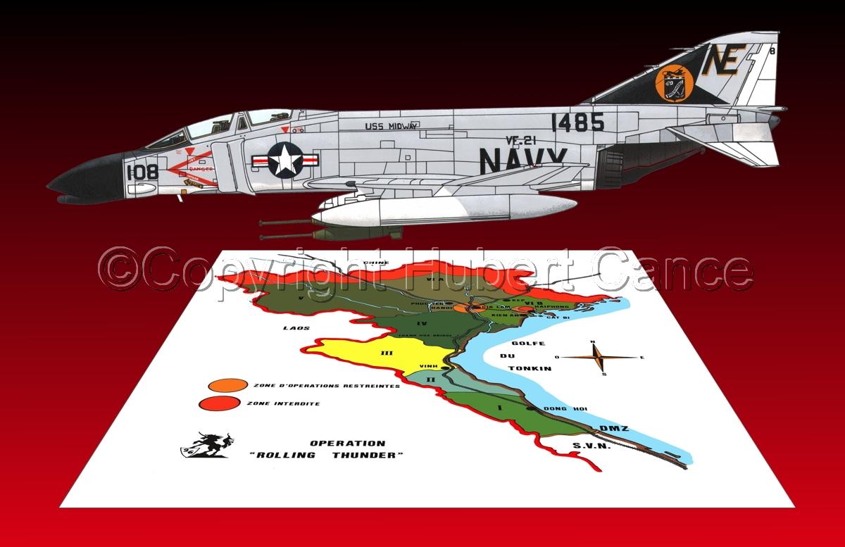 "McDD F-4B ""Phantom II"" (Map #1.6) (large view)"