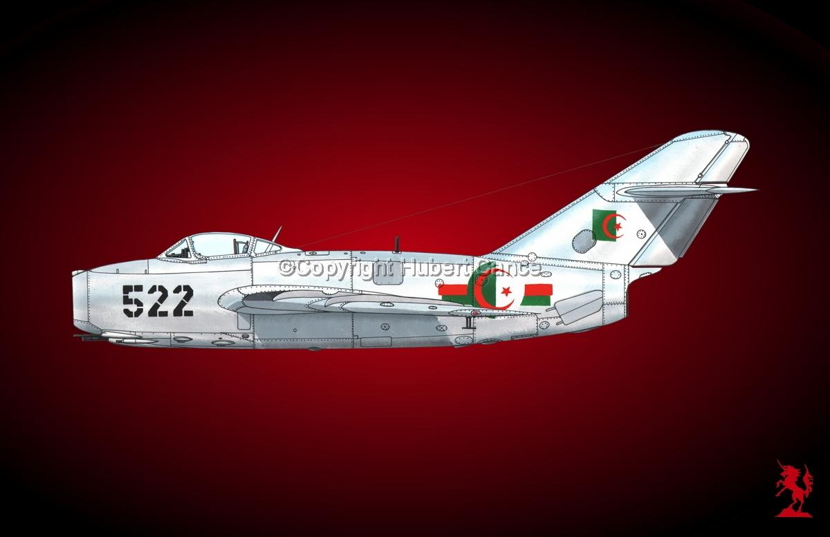 Mikoyan Gurievitch MiG.15bis #1.4 (large view)