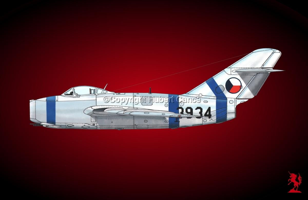 Mikoyan Gurievitch MiG.15bis #2.4 (large view)