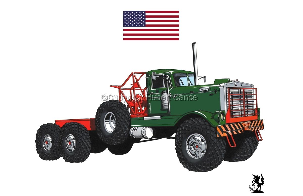 Kenworth Model 853D (Flag #1.1) (large view)