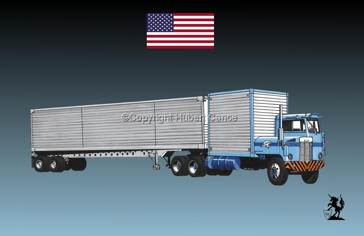 Kenworth CBE Tractor (Flag #1.3) (large view)