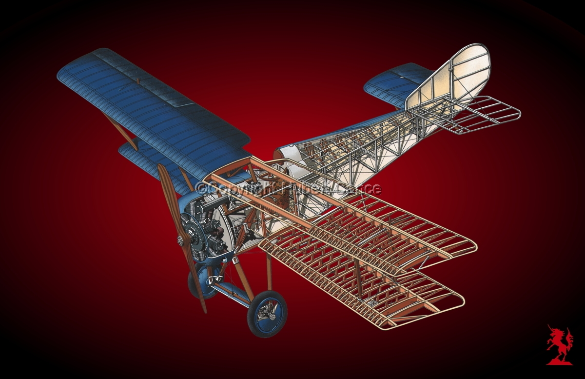 Hanriot HD.1 #1.4 (large view)