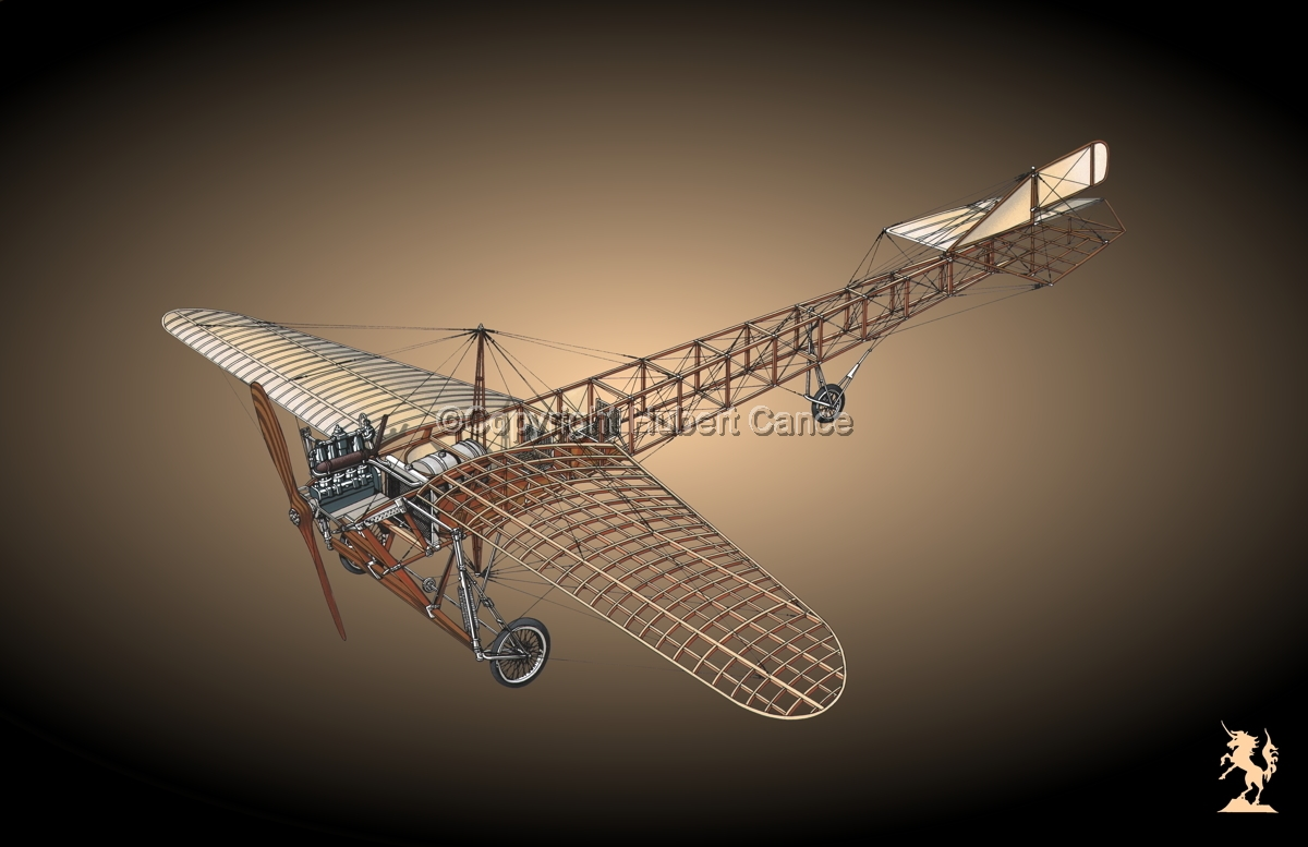 Tellier Monoplan #1.4 (large view)