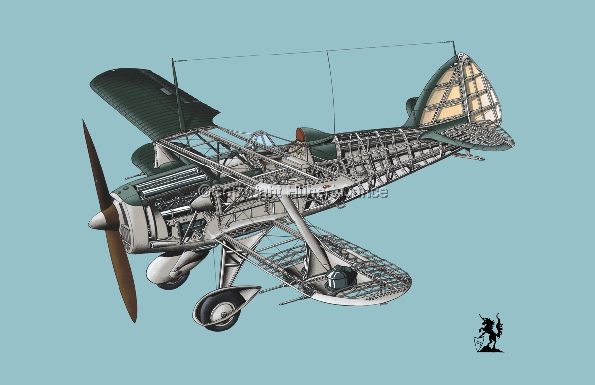 Blériot-SPAD 510 #1.4 (large view)