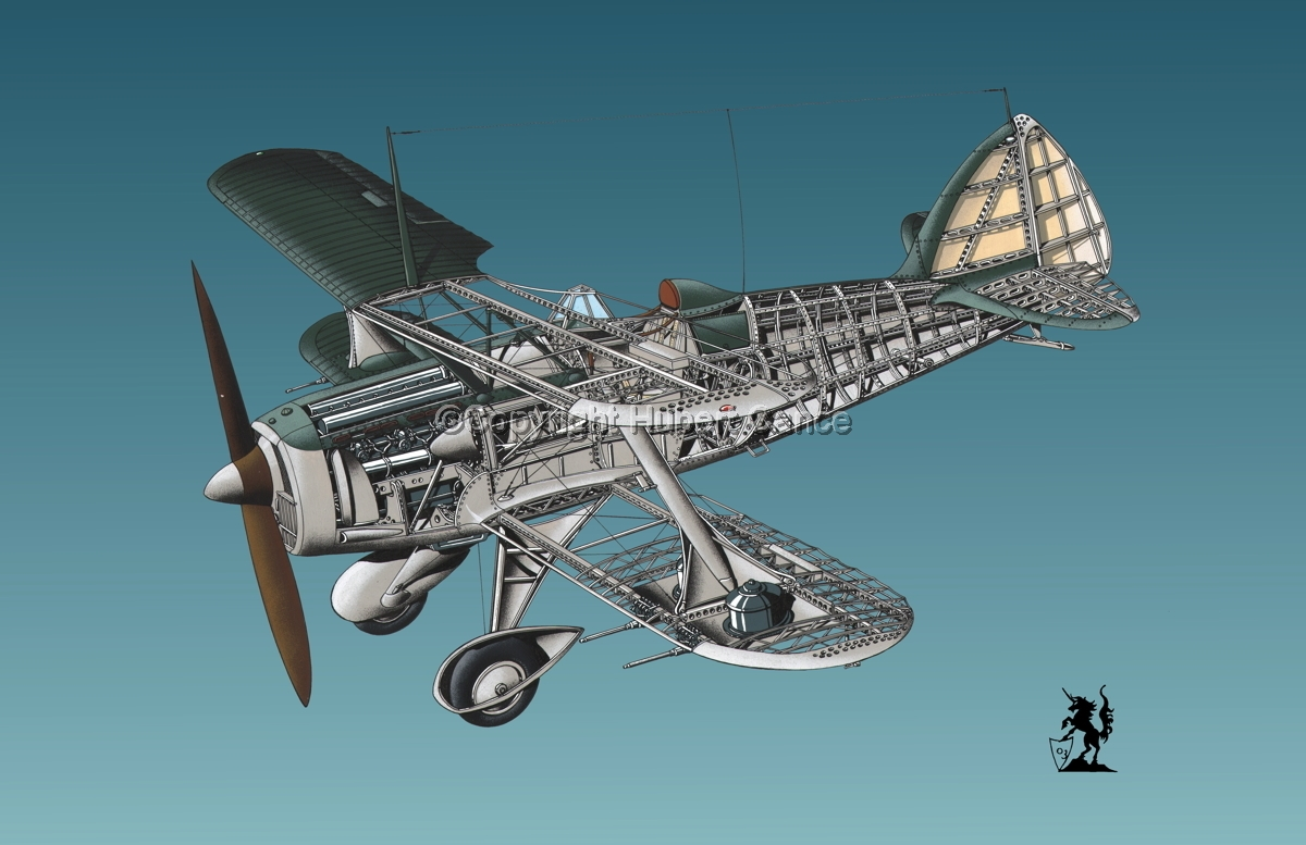 Blériot-SPAD 510 #1.5 (large view)