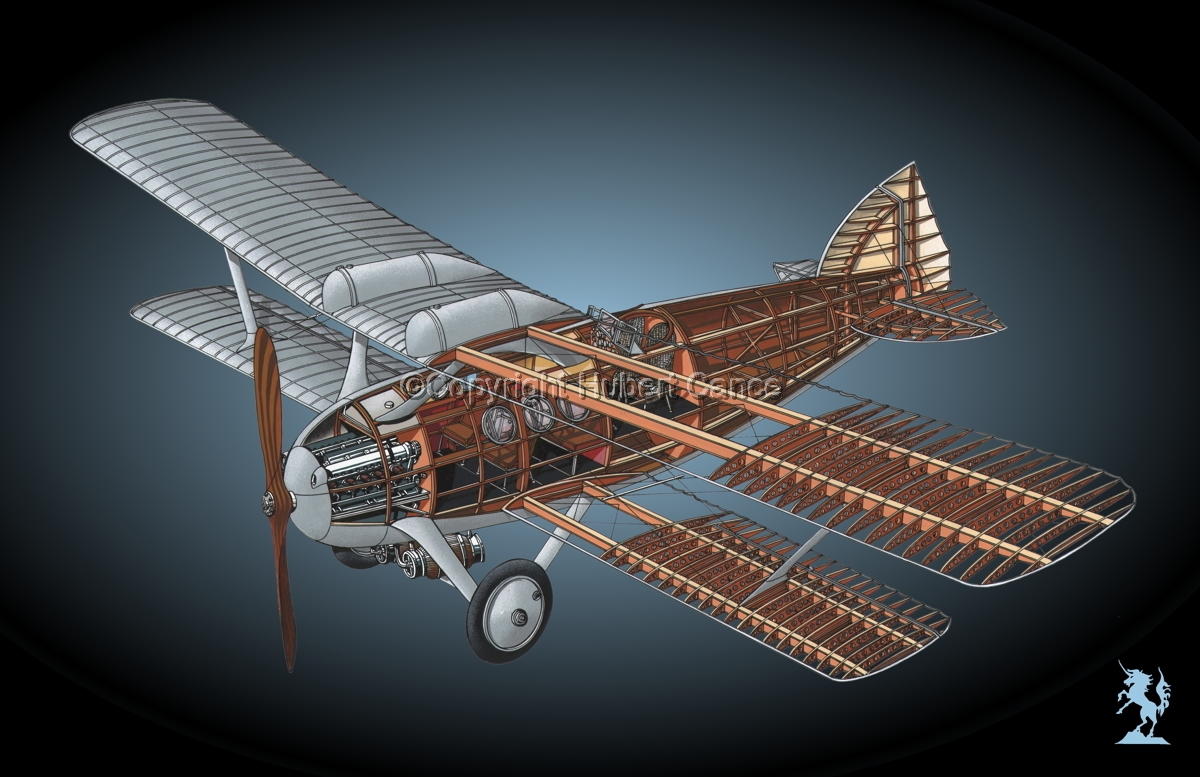 Blériot-SPAD S.46 #1.4 (large view)