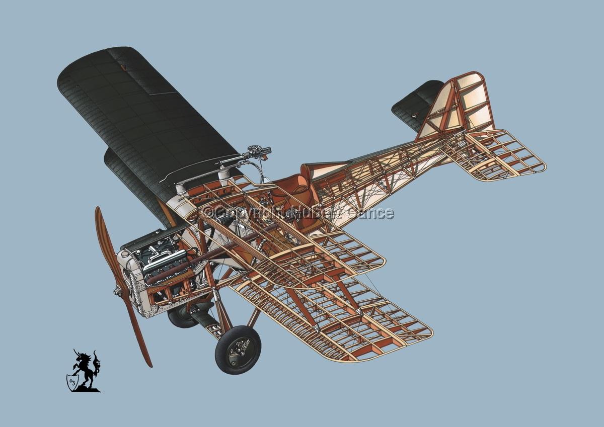 RAF SE.5a #1.5 (large view)