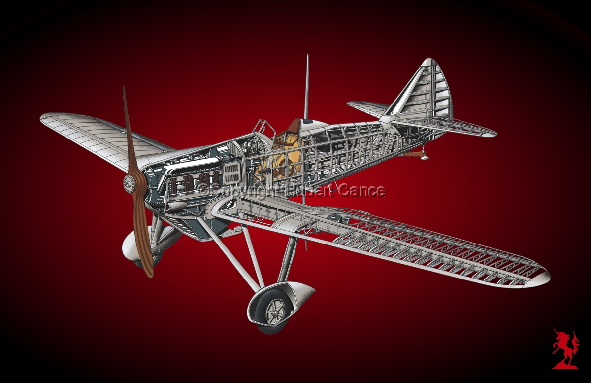 Dewoitine D.501 #1.4 (large view)
